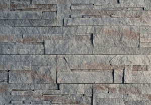 Lámaný kameň sivý