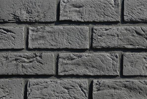 Tehlový obklad Aruba grafitová
