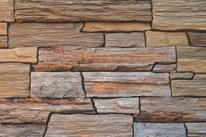 Umelý kameň bridlica hradná hnedá