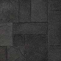 Umelý kameň bridlica štiepaná tmavošedá