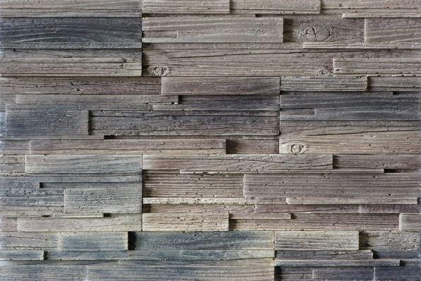 Umelý kameň drevomozaika F04