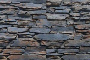 Umelý kameň Kriváň šedý