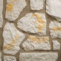 Umelý kameň - oravský kameň Bianco