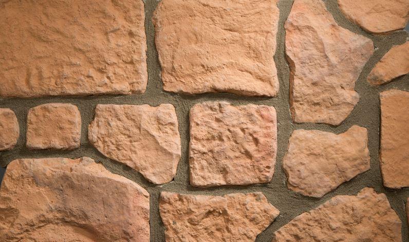 Umelý kameň - oravský kameň Marrone
