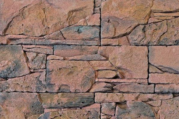 Umelý kameň skala Tematín Terakota