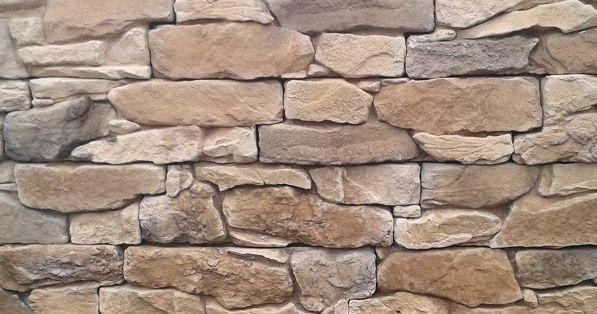 Umelý kameň skala Vršatec